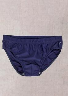 Плавки купальные, арт 027, темно-синего цвета