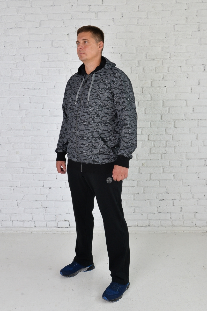 Спортивный костюм мужской, арт 7079