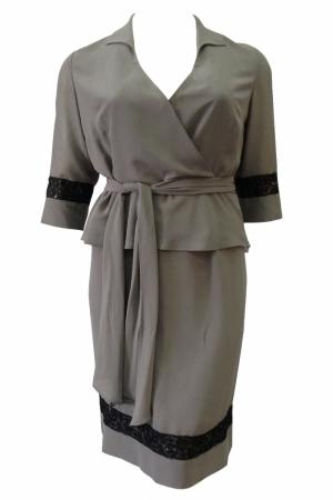 Женский костюм с юбкой Kalfetti