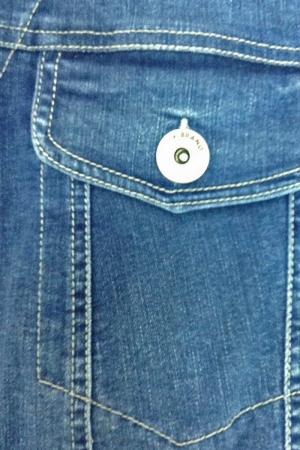 Джинсовая куртка, арт. 9281/600