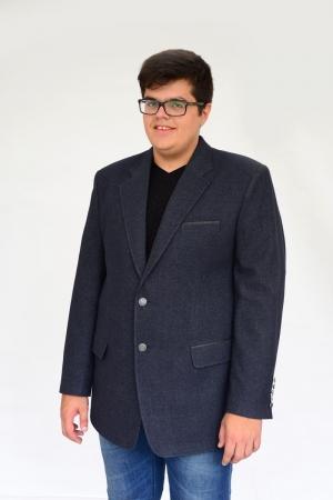 Пиджак, т.синего цвета, арт  2172