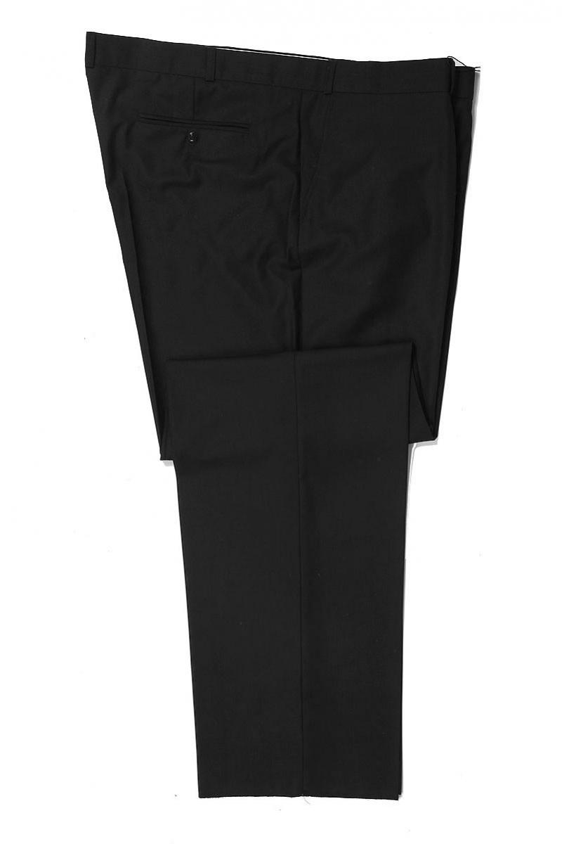 Брюки классические, черного цвета, арт 26116