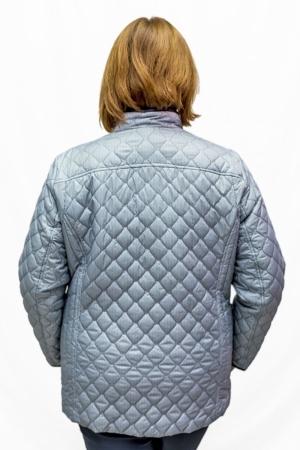 Куртка светлая, заст. пуговицы