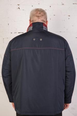 Куртка синего цвета, арт 25150