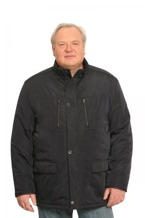 Куртка осенняя, т.синего цвета, арт 2598/2