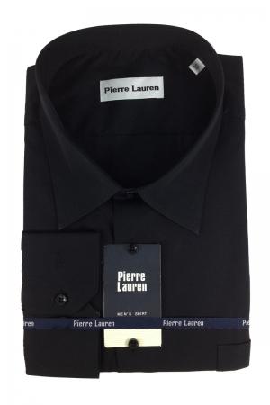 Сорочка мужская д/рукава, арт 25С, цвет черный