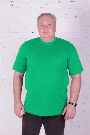 Футболка  4070/30  зеленый