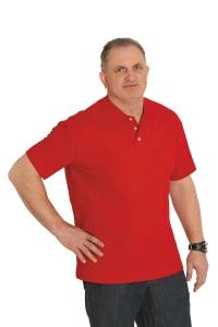 Поло с короткими рукавами, арт. 50130/6, красного цвета