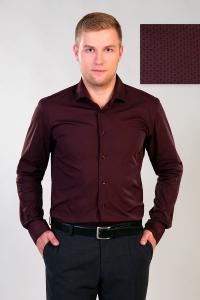 Сорочка мужская с длинными рукавами, арт 7328-2