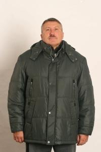 Куртка зимняя, цвет хаки, арт 25100/2